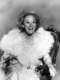 Phyllis Diller Seated in Classic