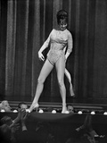 Natalie Wood Dancing on the Stage