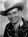 Gene Autry smiling in Western Hat