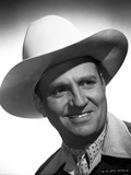 Gene Autry smiling in Cowboy Hat