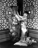Anna Wong Kneeling in Classic