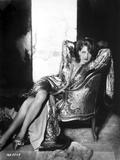 Norma Shearer Reclining in Classic