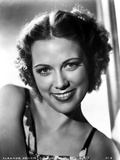 Eleanor Powell smiling in Classic