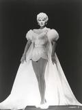 Rhonda Fleming on a Dress Portrait