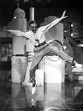 Fred Astaire Dancing and Leaping