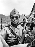Michael Caine in Military Uniform