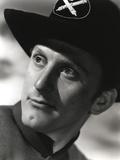 Kirk Douglas Portrait in Classic