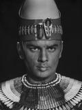 Ten Commandments Pharaoh in Crown