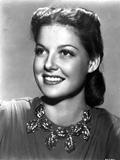 Ann Sheridan wearing a Necklace