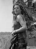 Natalie Wood Looking at Something