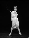 Elizabeth Ashley Posed in Classic