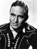 Gene Autry Posed in Cowboy Outfit