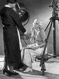Jean Harlow Pictorial Scene