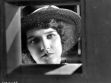 Mary Philbin on a Hat Portrait