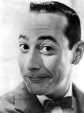 Pee Herman Close Up Portrait