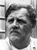 Pat Hingle in Black and White
