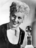 Judy Holliday smiling Portrait