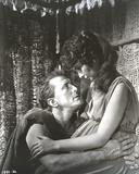 Kirk Douglas Couple Portrait
