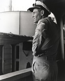 Henry Fonda on a Captain's Hat