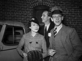 Fred Astaire with Asian Girl