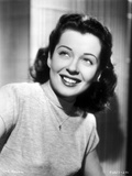 Gail Russell smiling in Shirt