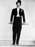 Charles Rogers in Black Tuxedo