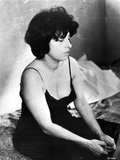 Anna Magnani Seated in Classic