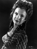 Gale Storm smiling in Portrait