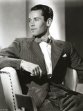 Henry Fonda on a Suit Portrait