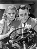 A scene from They Drive by Night