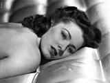Eleanor Parker Leaning Portrait