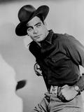 Rory Calhoun in Cowboy Attire