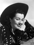 Gail Russell Leaning in Classic