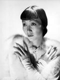 Anna Wong wearing Long Sleeves