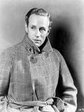 Leslie Howard in Coat Portrait