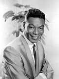 Nat Cole posed in Cross Arms