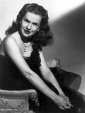 Gale Storm Seated in Classic
