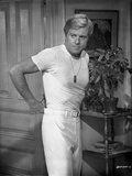 Robert Redford in White Shirt