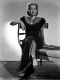 Ann Sothern Seated in Classic