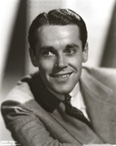 Henry Fonda in a Textured Suit