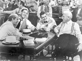 A scene from Inherit the Wind