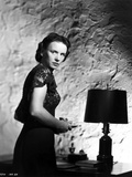 Jessica Tandy Posed in Classic