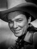 Roy Rogers Happy in Cowboy Hat