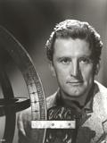 Kirk Douglas Classic Portrait