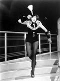 Eleanor Powell Dancing Portrait