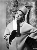 Gena Rowlands Posed in Classic