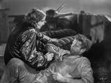 Greta Garbo Drama Scene