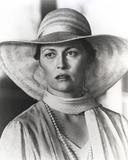 Faye Dunaway in Floppy Hat