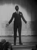 Al Jolson on Stage