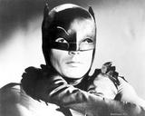 Batman Posed in Portrait